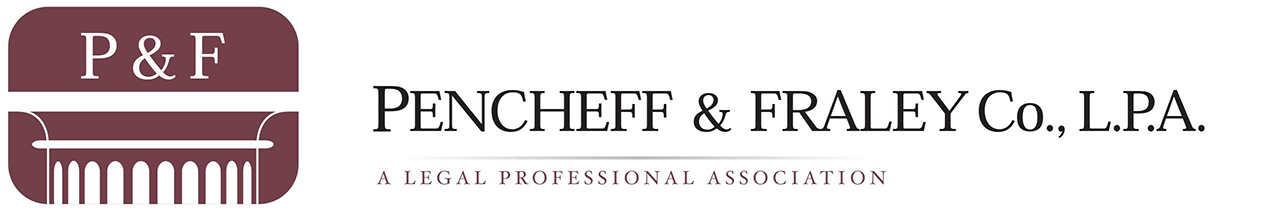 Pencheff and Fraley logo